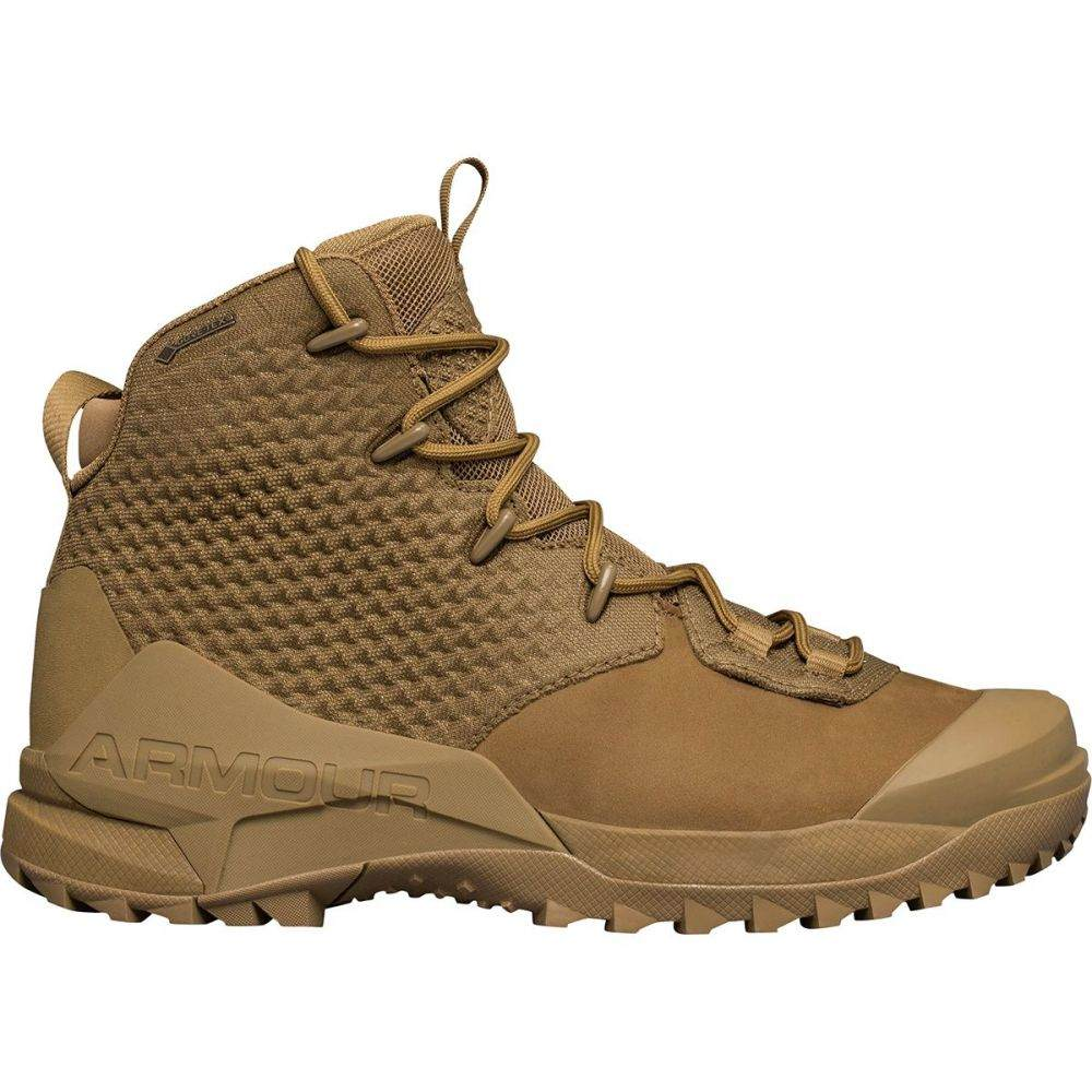 アンダーアーマー Under Armour メンズ ハイキング・登山 シューズ・靴【Infil Hike GTX Boots】Coyote Brown/Coyote Brown/Coyote Brown