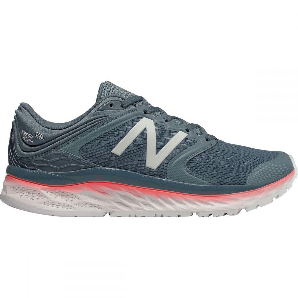 ニューバランス New Balance レディース ランニング・ウォーキング シューズ・靴【1080v8 Running Shoe】Light Petrol/Smoke Blue/Dragonfly