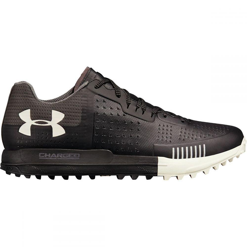 アンダーアーマー Under Armour メンズ ランニング・ウォーキング シューズ・靴【Horizon RTT Trail Running Shoes】Black/Ghost Gray/Ghost Gray
