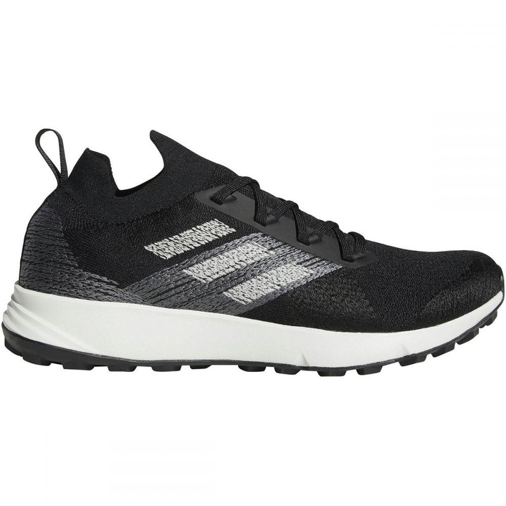 アディダス Adidas Outdoor メンズ ランニング・ウォーキング シューズ・靴【Terrex Two Parley Running Shoes】Black/Grey Two/White