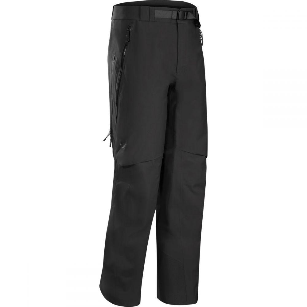 玄関先迄納品 アークテリクス Arc'teryx メンズ スキー・スノーボード ボトムス・パンツ【Iser Pants】Black, ホテル旅館洗剤専門店スリーエス3S 6d0488d8
