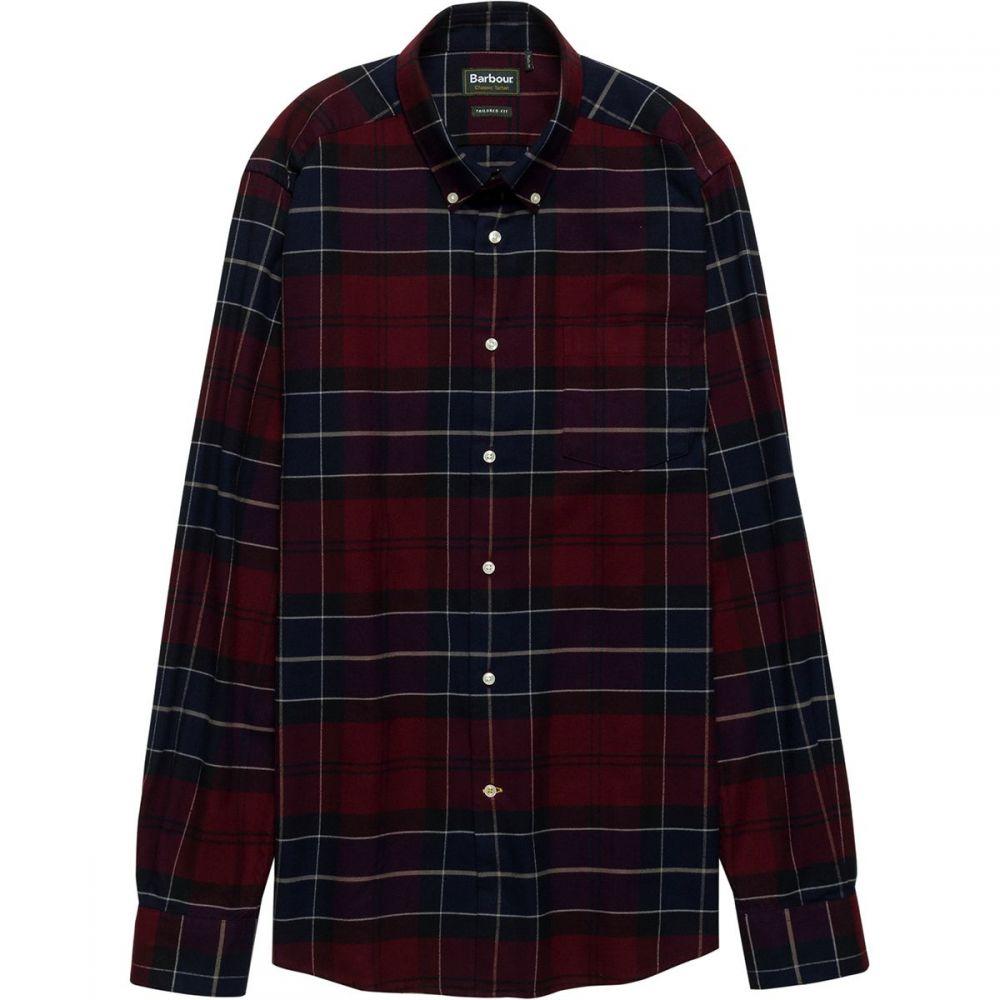 バーブァー Barbour メンズ トップス シャツ【Lustleigh Button - Down Shirts】Port