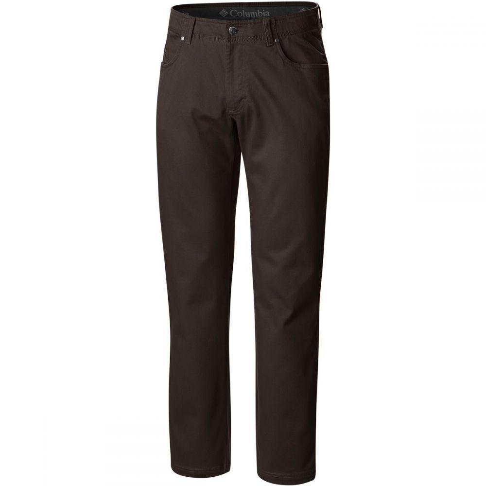 コロンビア Columbia メンズ ボトムス・パンツ【Pilot Peak 5 Pocket Pants】Bark