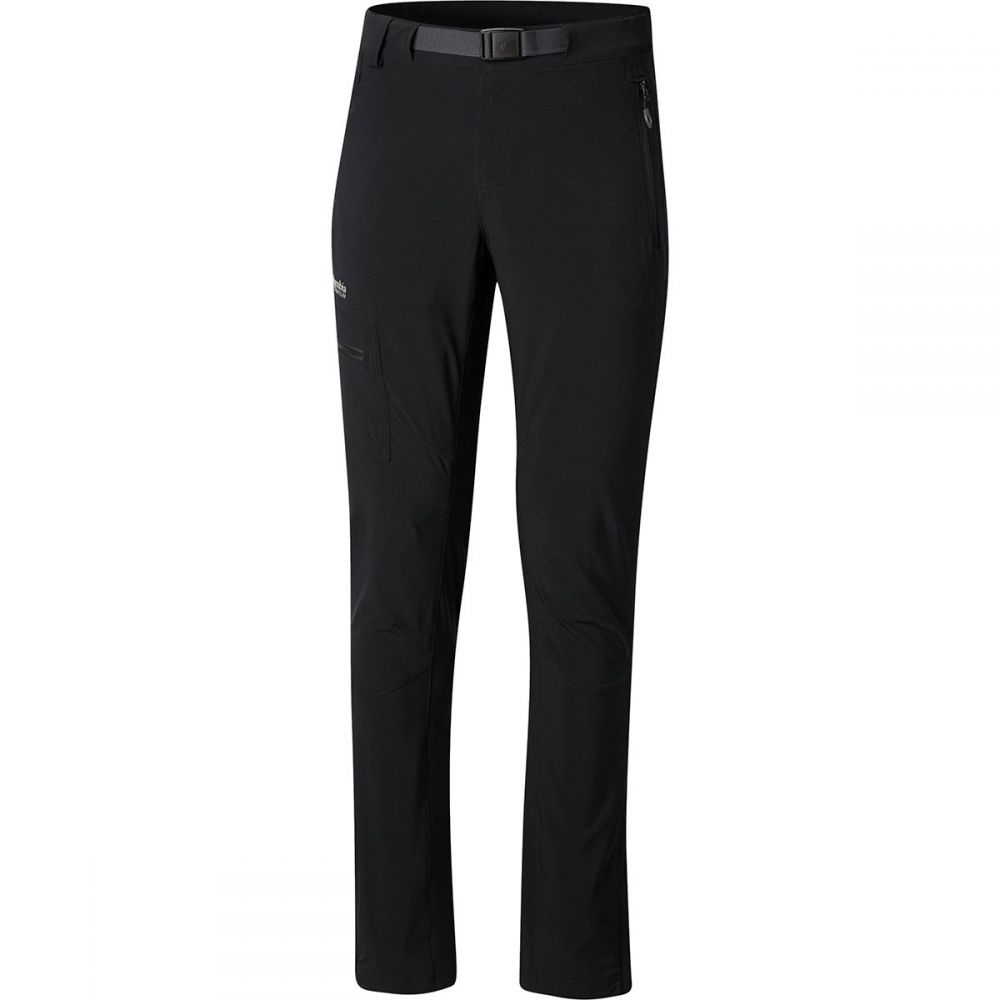 コロンビア Columbia メンズ ハイキング・登山 ボトムス・パンツ【Titanium Northern Ground Pants】Black