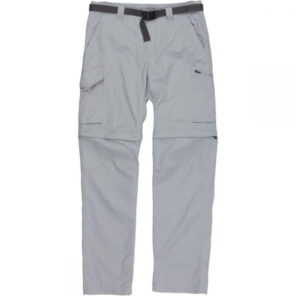 コロンビア Columbia メンズ ハイキング・登山 ボトムス・パンツ【Silver Ridge Convertible Pants】Columbia Grey