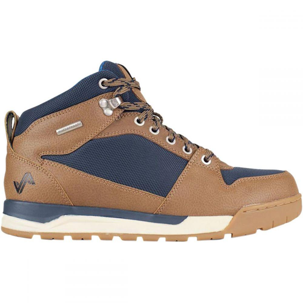 フォーセイク Forsake メンズ ハイキング・登山 シューズ・靴【Clyde II Hiking Boots】Brown/Navy