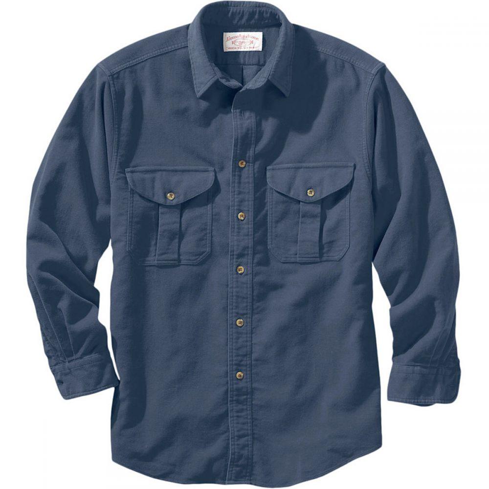 フィルソン Filson メンズ トップス シャツ【Seattle Moleskin Shirts】Navy