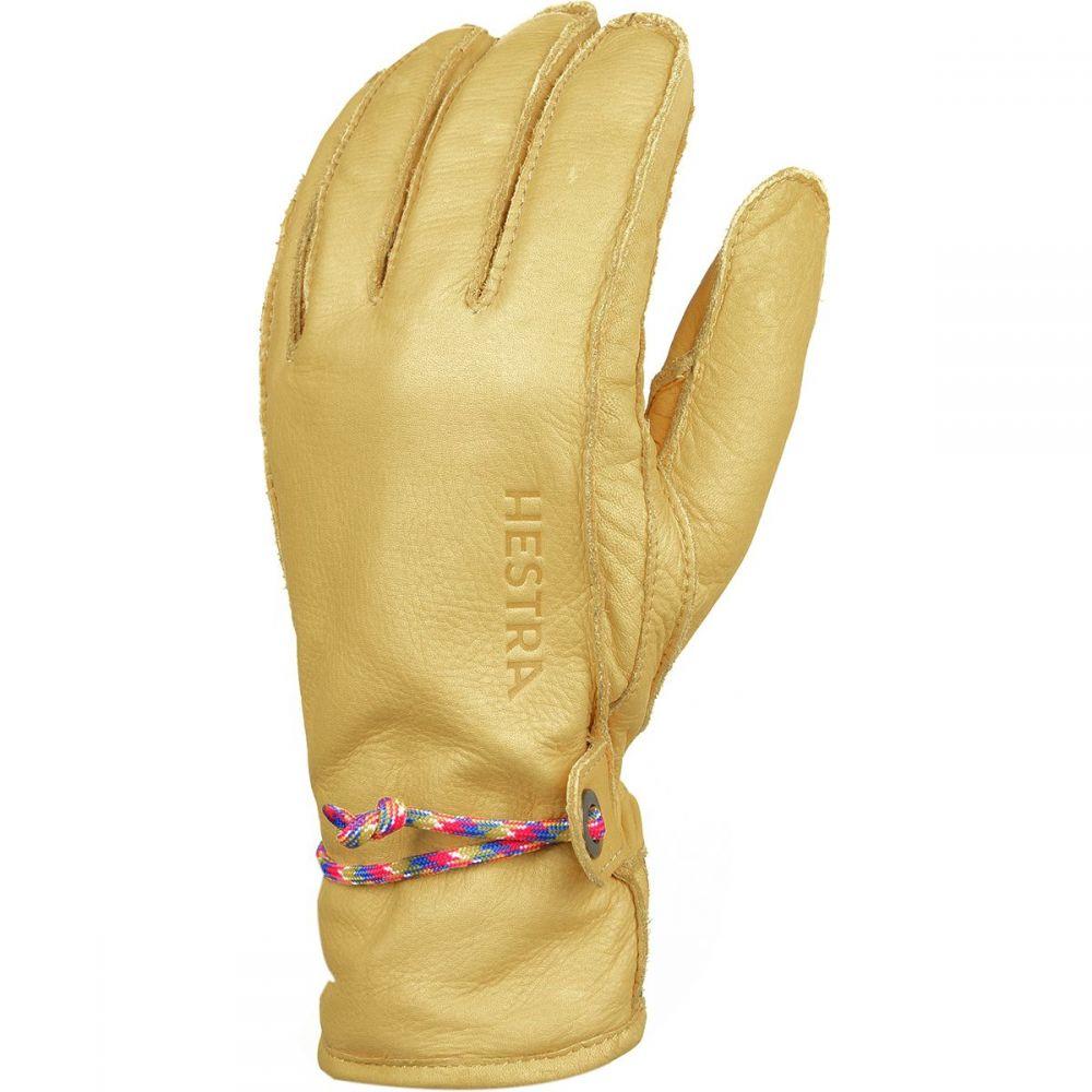 ヘスタ Hestra メンズ 手袋・グローブ【Wakayama Glove】Tan/Tan