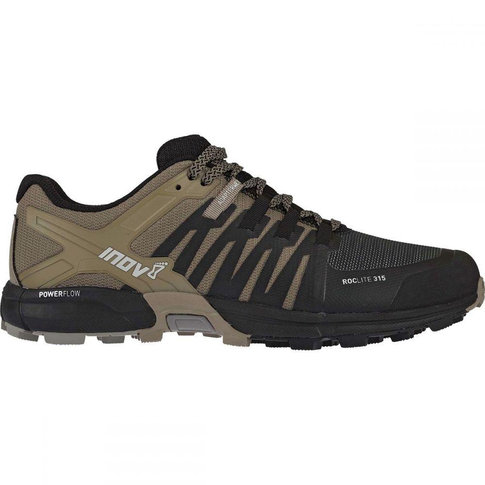 イノヴェイト Inov 8 メンズ ランニング・ウォーキング シューズ・靴【RocLite 315 Trail Running Shoes】Black/Brown