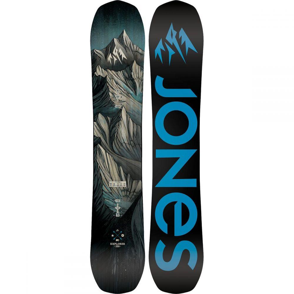 ジョーンズ スノーボーズ Jones Snowboards メンズ スキー・スノーボード ボード・板【Explorer Snowboards】One Color