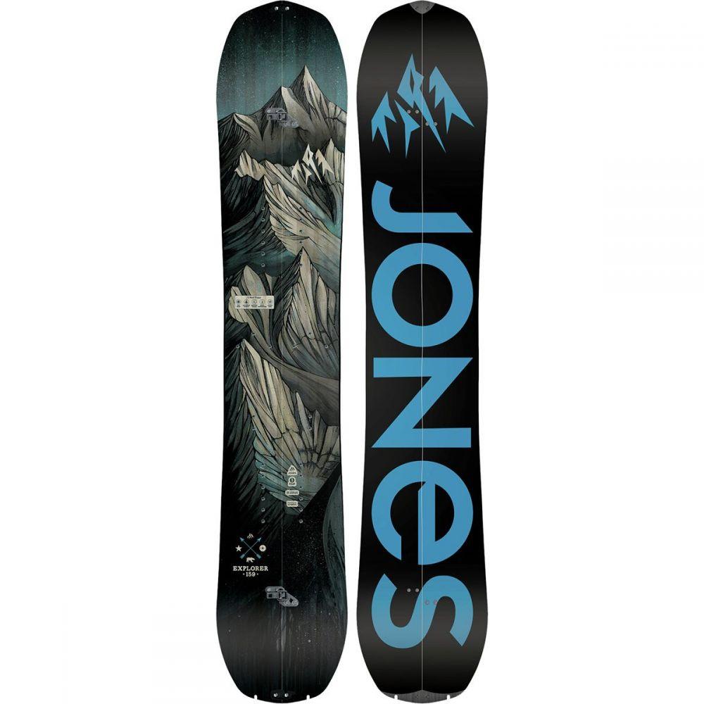 ジョーンズ スノーボーズ Jones Snowboards メンズ スキー・スノーボード ボード・板【Explorer Splitboard Wides】One Color
