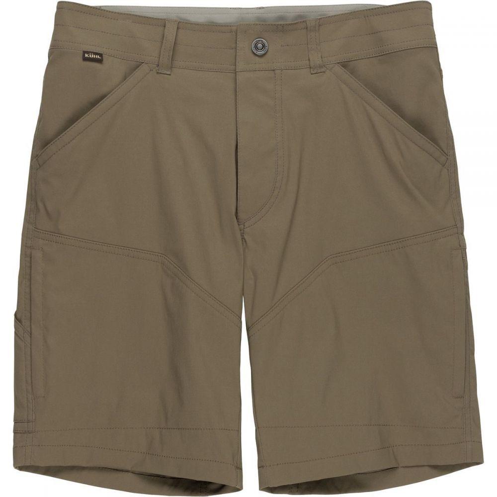 キュール KUHL メンズ ハイキング・登山 ボトムス・パンツ【Renegade 10in Shorts】Buckskin Khaki