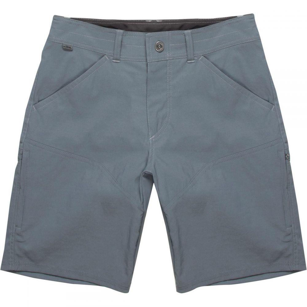 キュール KUHL メンズ ハイキング・登山 ボトムス・パンツ【Renegade 10in Shorts】Pewter