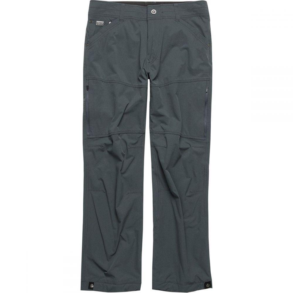キュール KUHL メンズ ハイキング・登山 ボトムス・パンツ【Silencr Guide Pants】Carbon