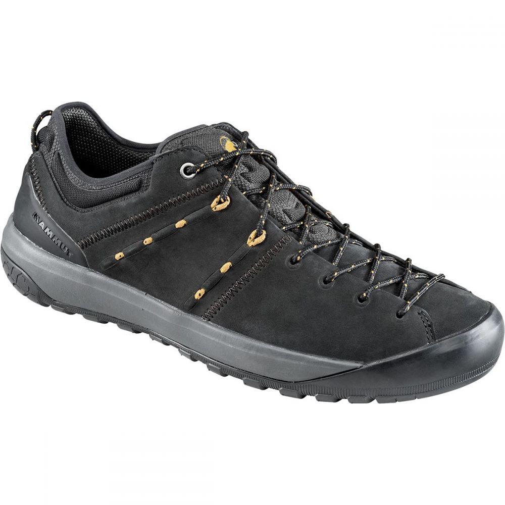 マムート Mammut メンズ ハイキング・登山 シューズ・靴【Hueco Low LTH Shoes】Black/Sand