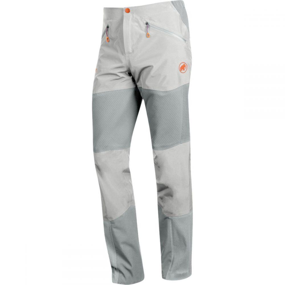 マムート Mammut メンズ ハイキング・登山 ボトムス・パンツ【Nordwand HS Flex Pants】Marble/Granit