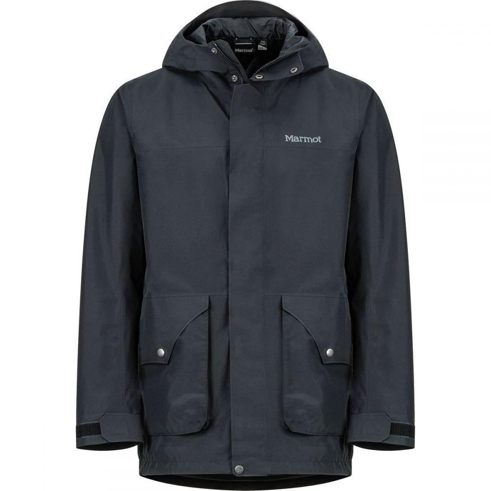 マーモット Marmot メンズ アウター レインコート【Wend Jackets】Black