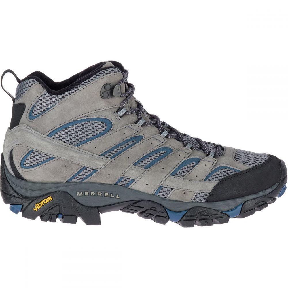 メレル Merrell メンズ ハイキング・登山 シューズ・靴【Moab 2 Mid Vent Hiking Boots】Castle/Wing