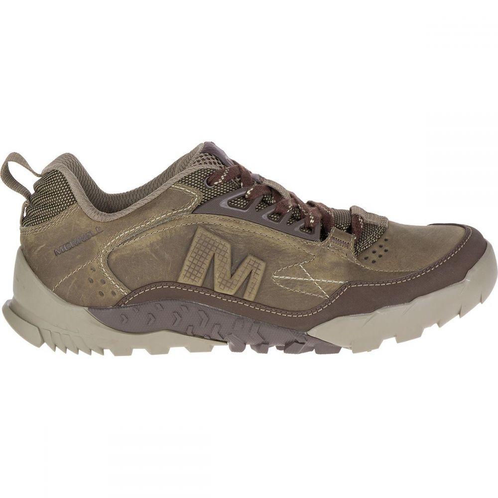 メレル Merrell メンズ ハイキング・登山 シューズ・靴【Annex Trak Low Hiking Shoes】Cloudy