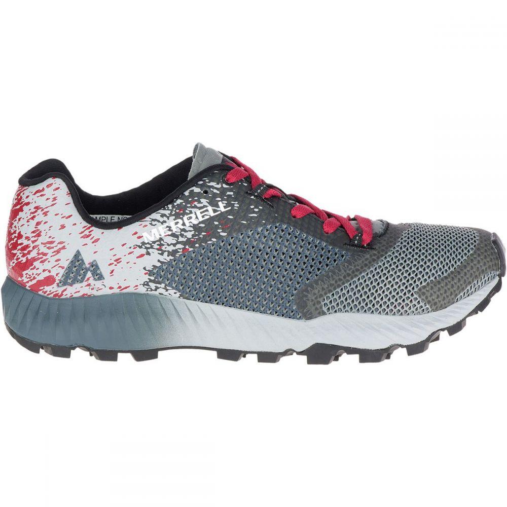 メレル Merrell メンズ ランニング・ウォーキング シューズ・靴【All Out Crush 2 Trail Running Shoes】Slate