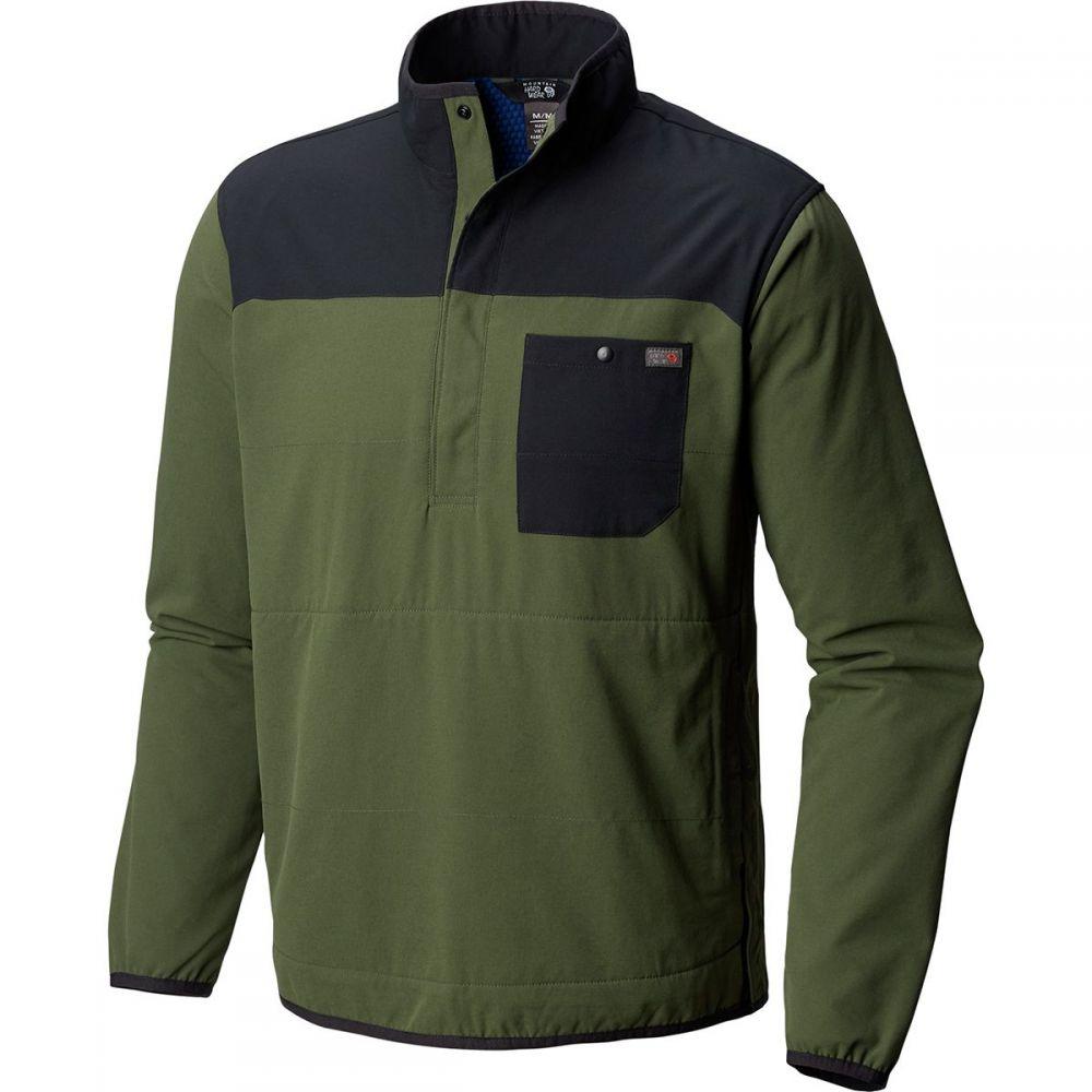 マウンテンハードウェア Mountain Hardwear メンズ トップス フリース【Right Bank Shirt Jackets】Surplus Green