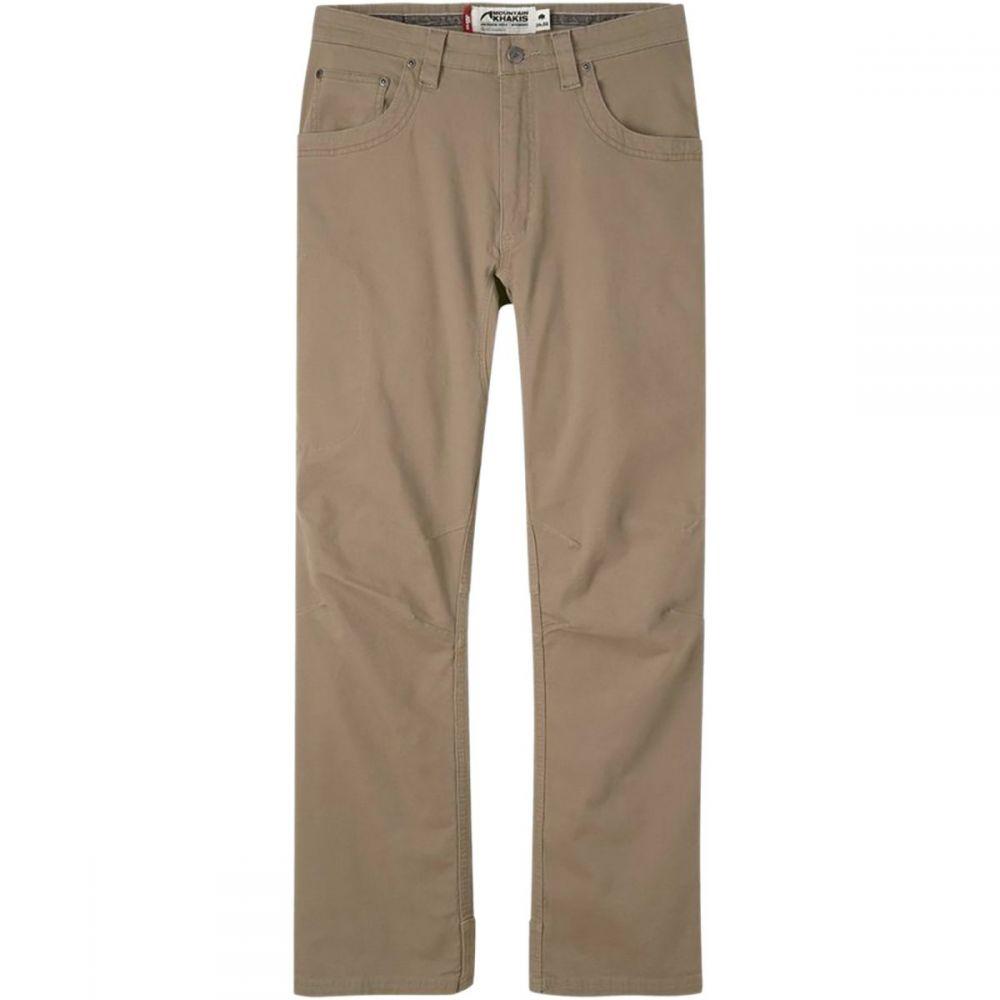 マウンテンカーキス Mountain Khakis メンズ ボトムス・パンツ【Camber 106 Classic Pants】Classic Khaki