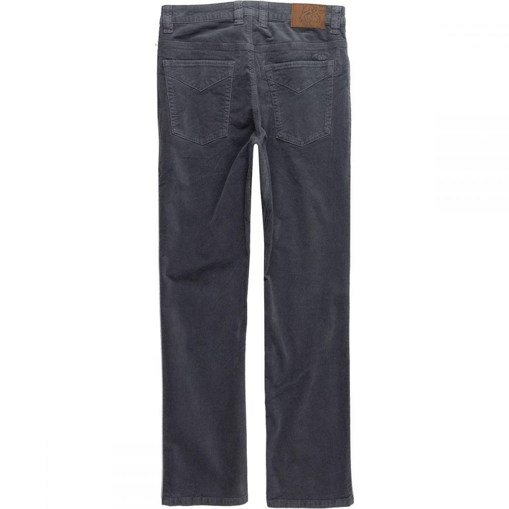 マウンテンカーキス Mountain Khakis メンズ ボトムス・パンツ スキニー・スリム【Canyon Cord Slim Fit Pants】Ash