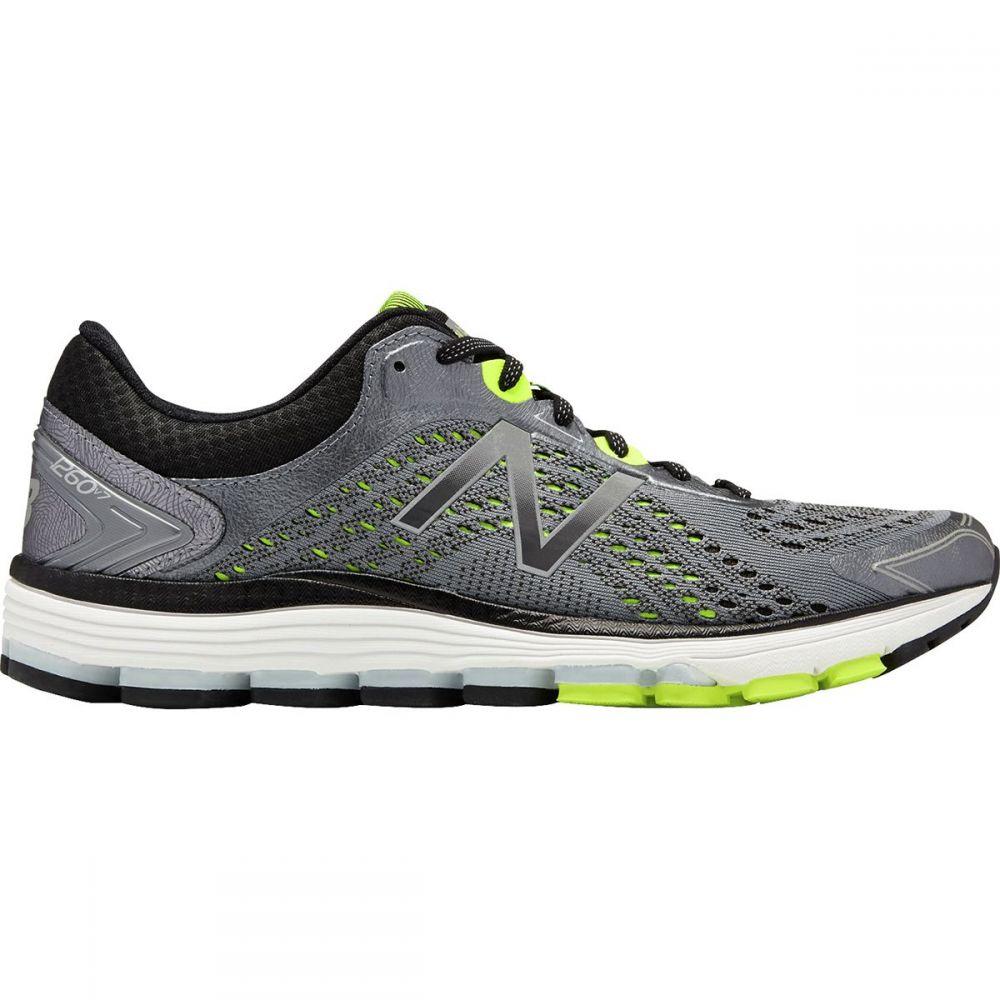 ニューバランス New Balance メンズ ランニング・ウォーキング シューズ・靴【1260v7 Running Shoes】Gunmetal/Black/Hi-lite