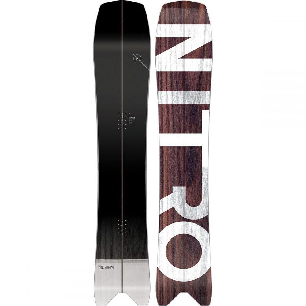 ニトロ Nitro メンズ スキー・スノーボード ボード・板【Squash Snowboards】One Color