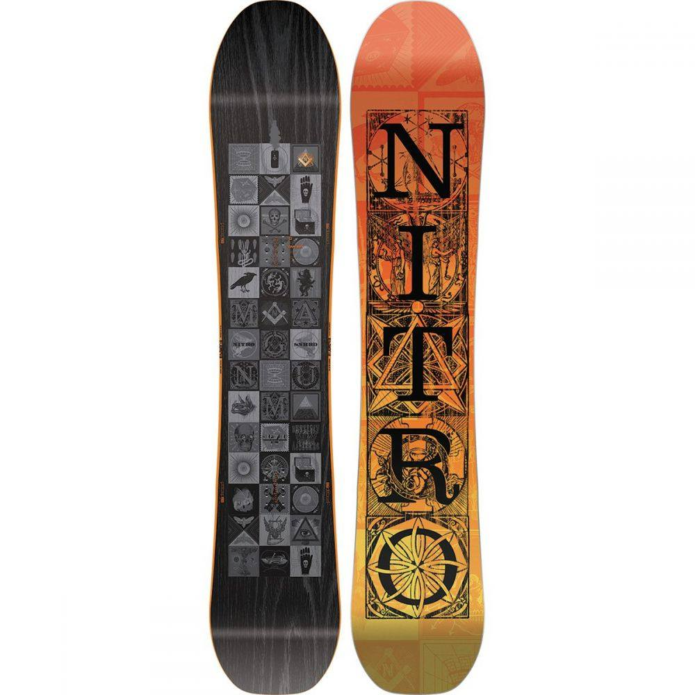 ニトロ Nitro メンズ スキー・スノーボード ボード・板【Magnum Snowboard s】One Color