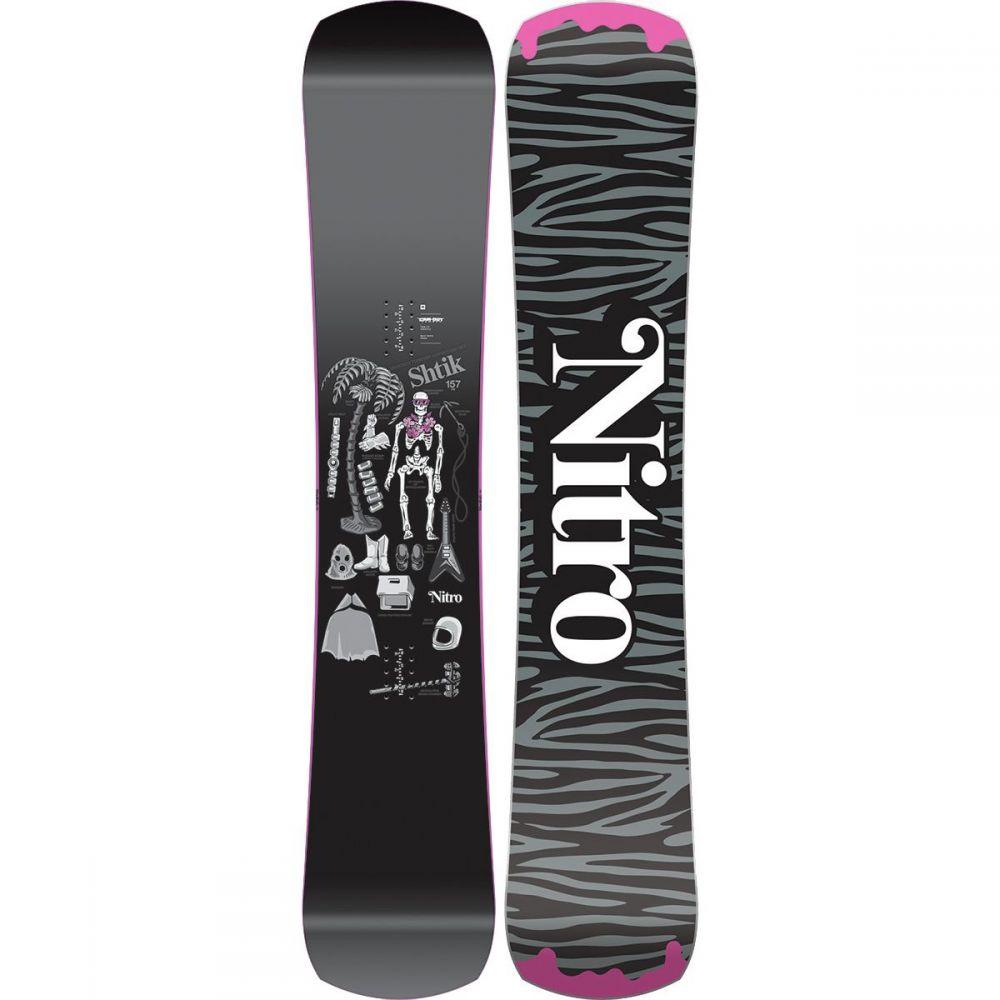 ニトロ Nitro メンズ スキー・スノーボード ボード・板【SHtik/ Snowboards】One Color