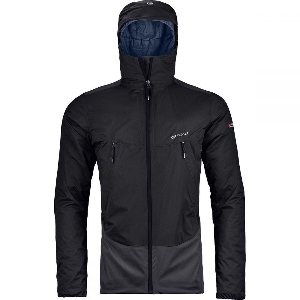 オルトボックス Ortovox メンズ スキー・スノーボード アウター【Swisswool Leone 2L Jackets】Black Raven