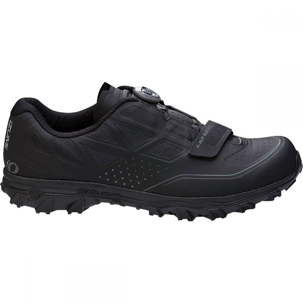 パールイズミ Pearl Izumi メンズ 自転車 シューズ・靴【X - ALP Elevate Mountain Bike Shoes】Black/Black