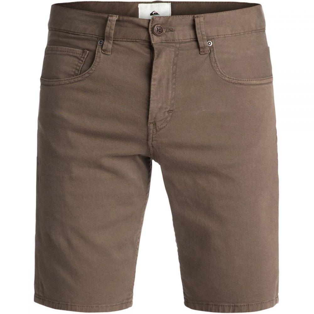 クイックシルバー Quiksilver メンズ ボトムス・パンツ ショートパンツ【The Layback Chino Shorts】Teak