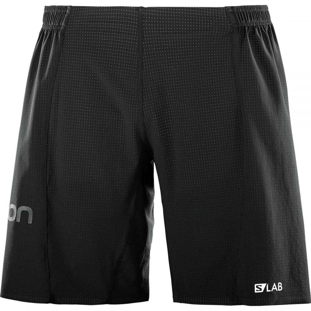 サロモン Salomon メンズ ボトムス・パンツ ショートパンツ【S - Lab 9in Shorts】Black