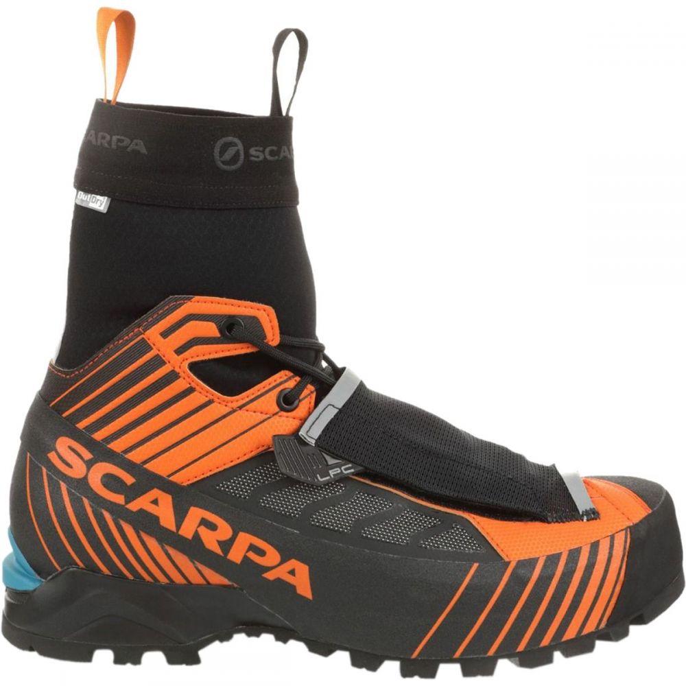 スカルパ Scarpa メンズ ハイキング・登山 シューズ・靴【Ribelle Tech OD Mountaineering Boot】Black/Orange