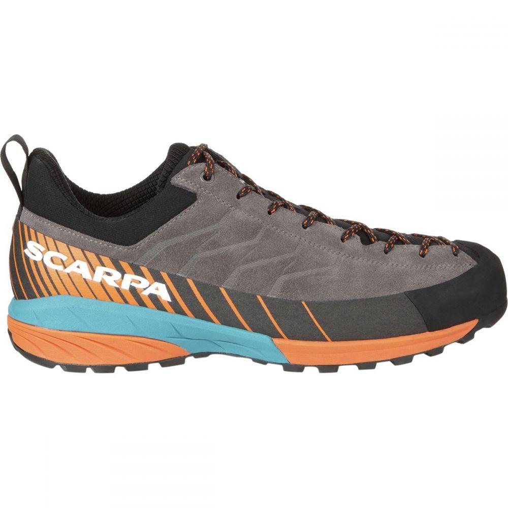 スカルパ Scarpa メンズ ハイキング・登山 シューズ・靴【Mescalito Shoes】Titanium/Tonic