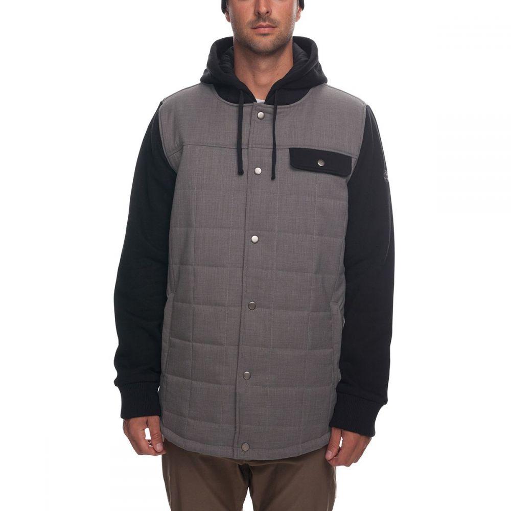 シックス エイト シックス 686 メンズ スキー・スノーボード アウター【Bedwin Insulated Jackets】Charcoal