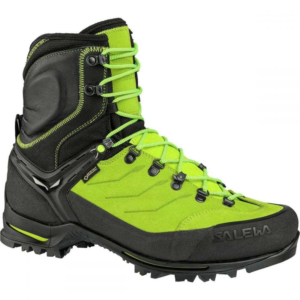 サレワ Salewa メンズ ハイキング・登山 シューズ・靴【Vultur Evo GTX Mountaineering Boots】Black/Cactus