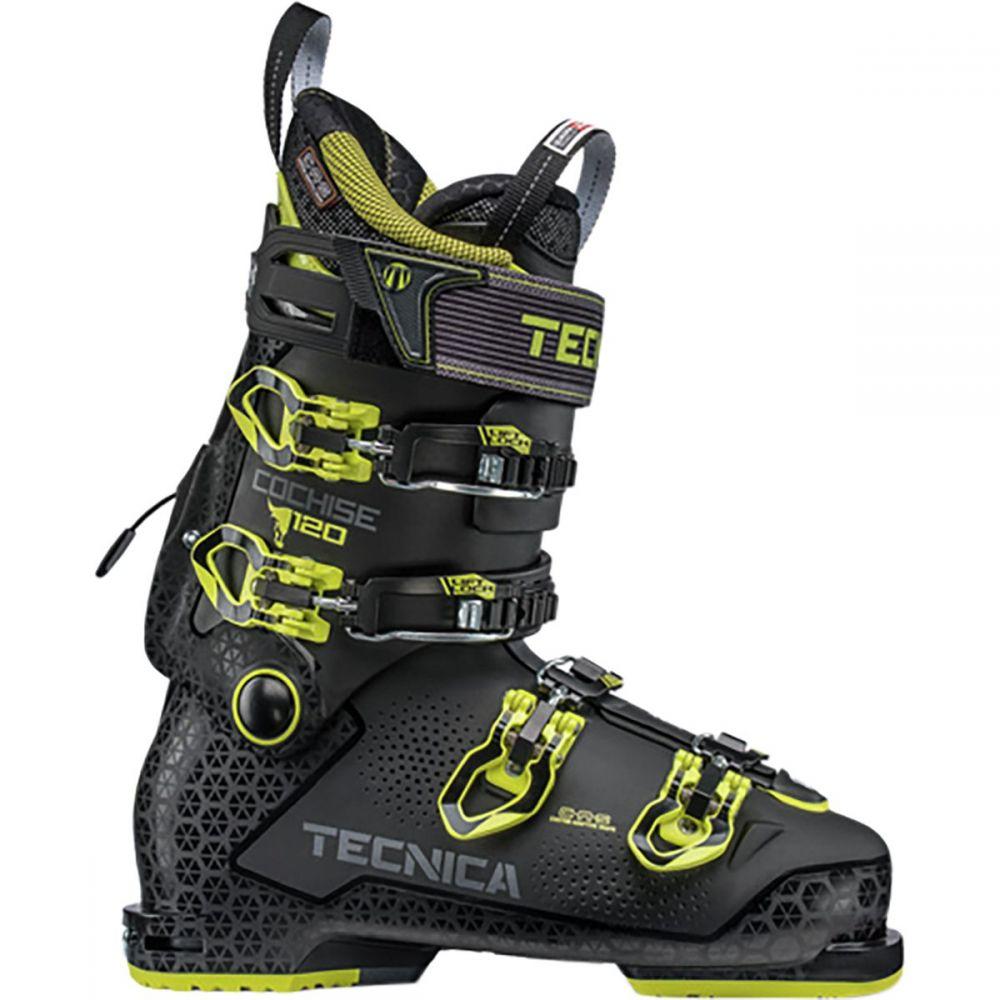 テクニカ Tecnica メンズ スキー・スノーボード シューズ・靴【Cochise 120 DYN Ski Boots】Yellow/Black