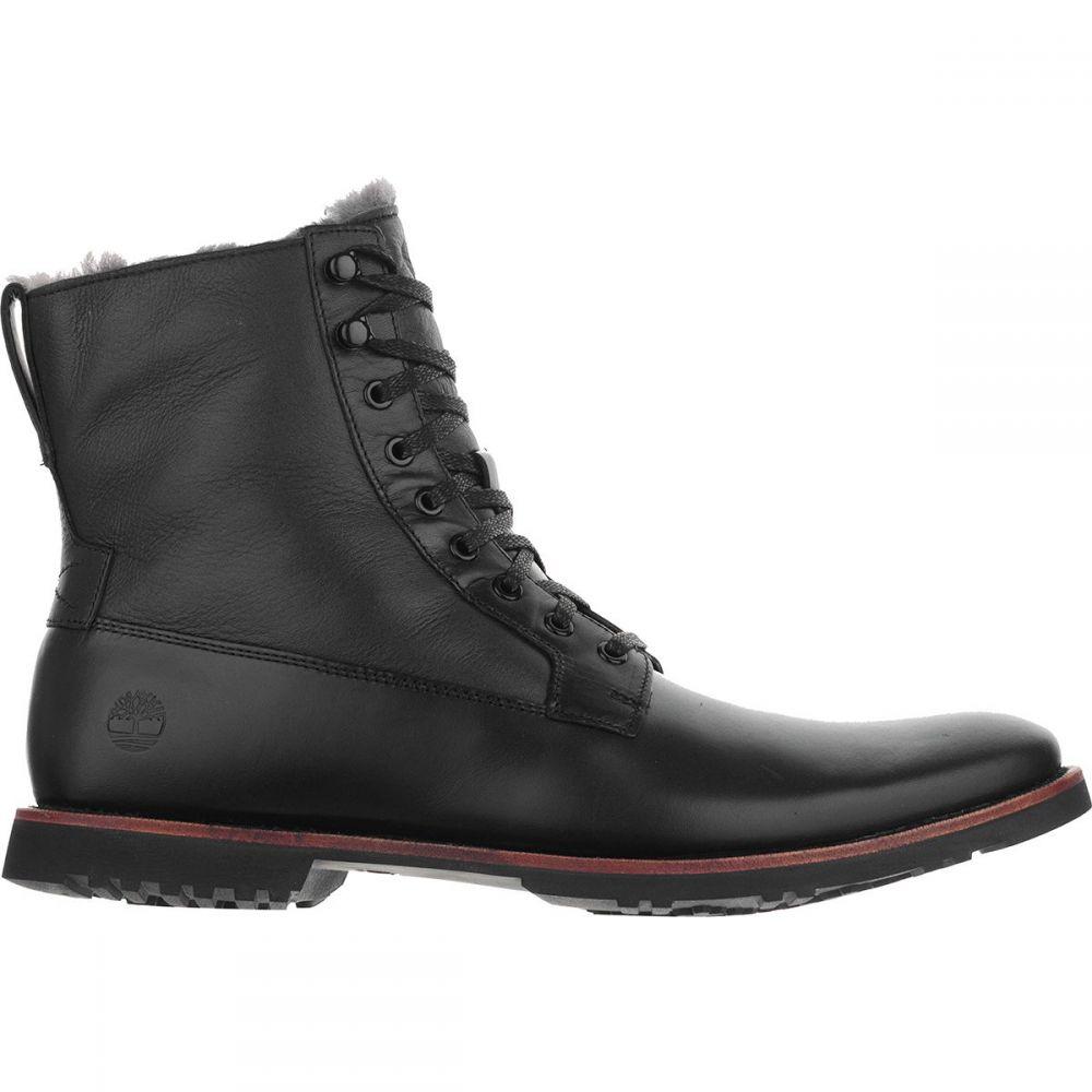 ティンバーランド Timberland メンズ シューズ・靴 ブーツ【Kendrick Shearling - Lined Boots】Black Full Grain