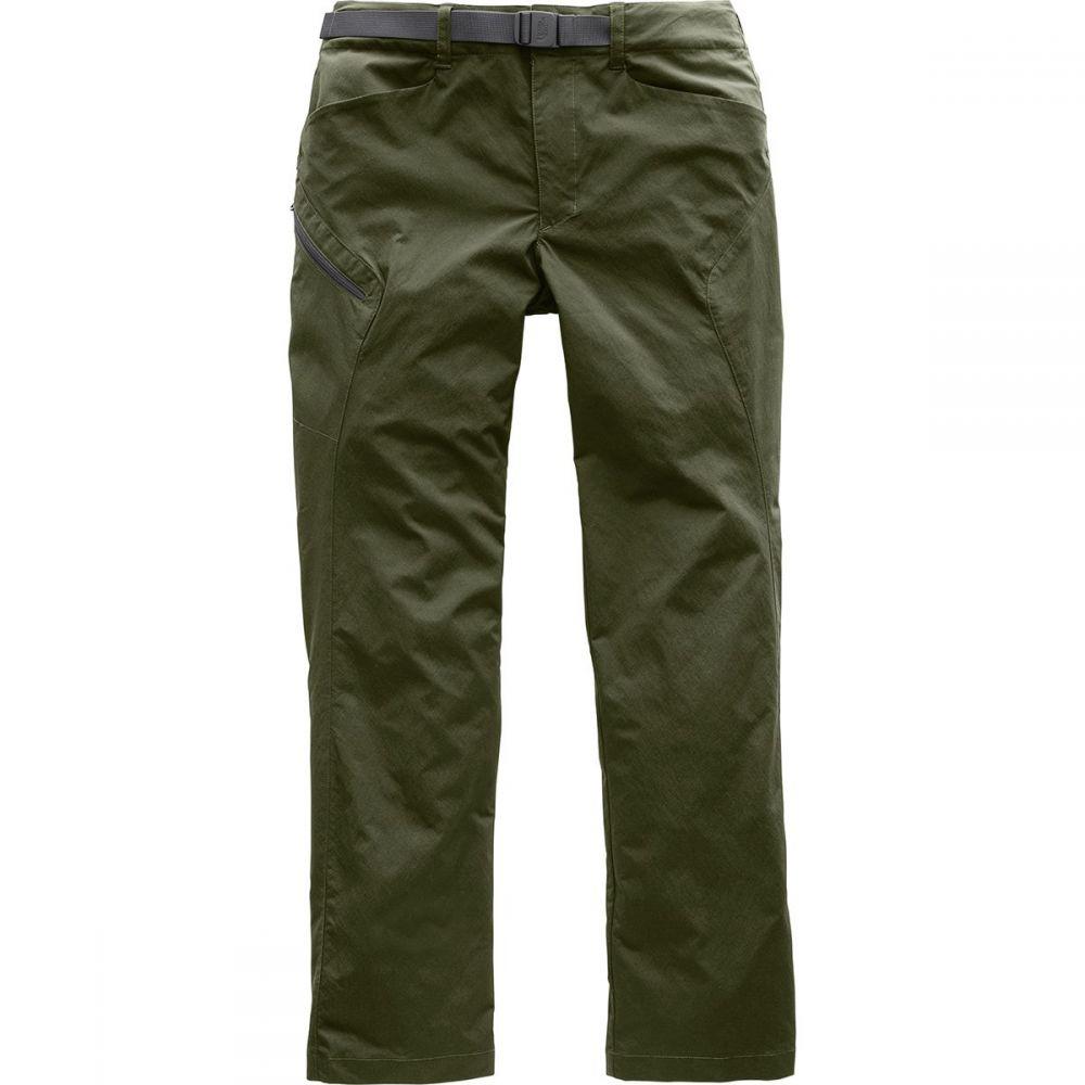 ザ ノースフェイス The North Face メンズ ハイキング・登山 ボトムス・パンツ【Straight Paramount 3.0 Pants】New Taupe Green