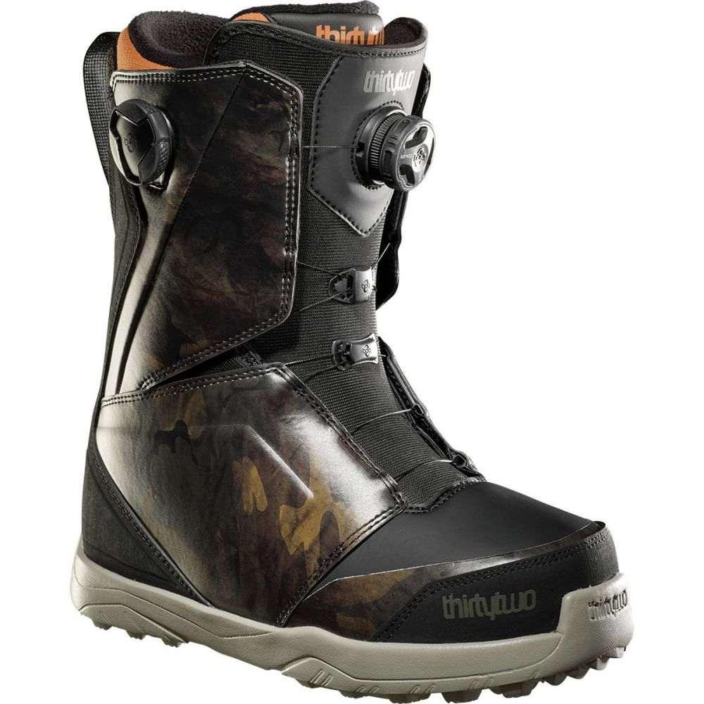 【国産】 サーティーツー ThirtyTwo メンズ スキー・スノーボード ThirtyTwo シューズ・靴【Lashed メンズ Snowboard Boots】Black/Camo Boots】Black/Camo, MERCI Gallery:8bdbe0f7 --- canoncity.azurewebsites.net