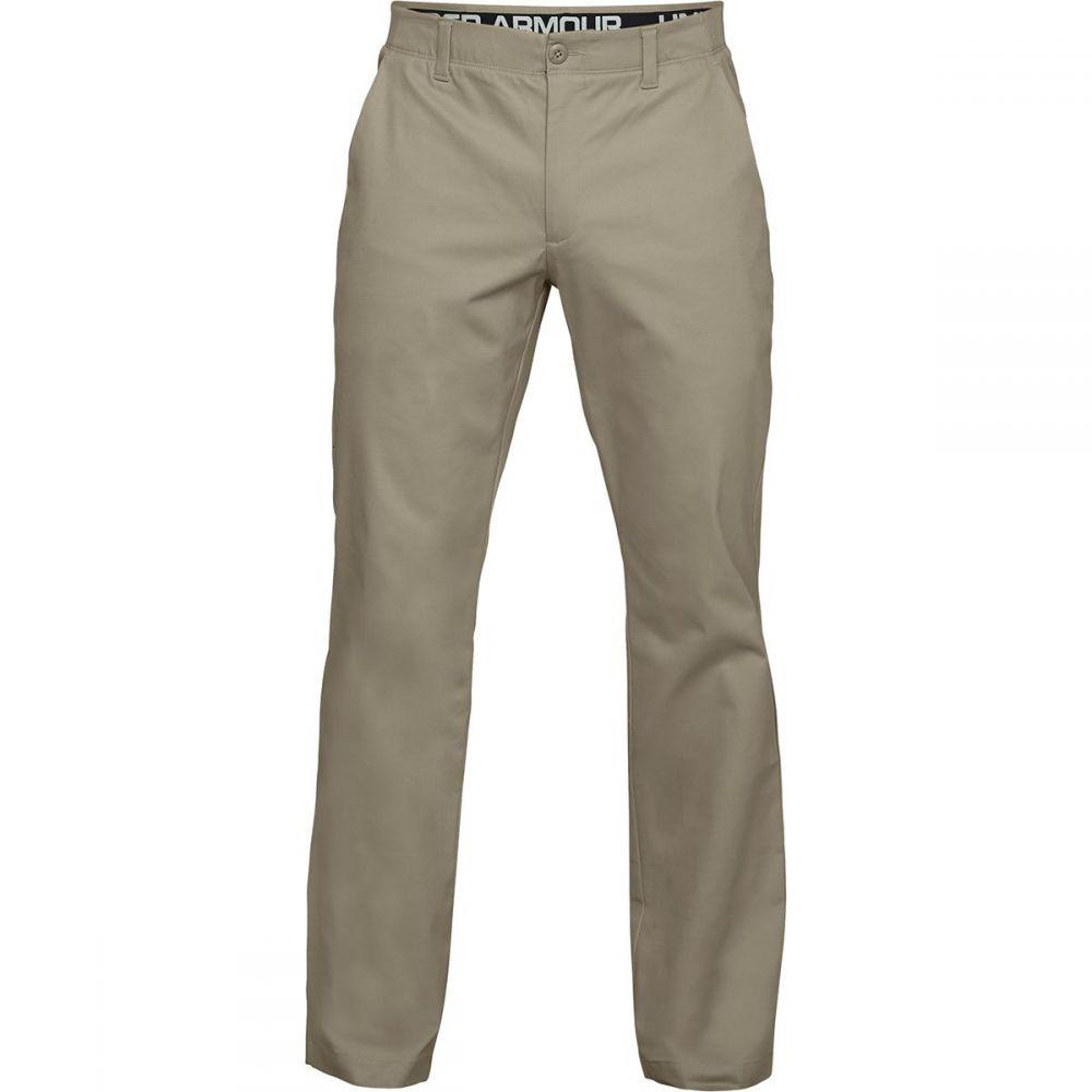 アンダーアーマー Under Armour メンズ ボトムス・パンツ【Takeover Cotton Pants】City Khaki/City Khaki