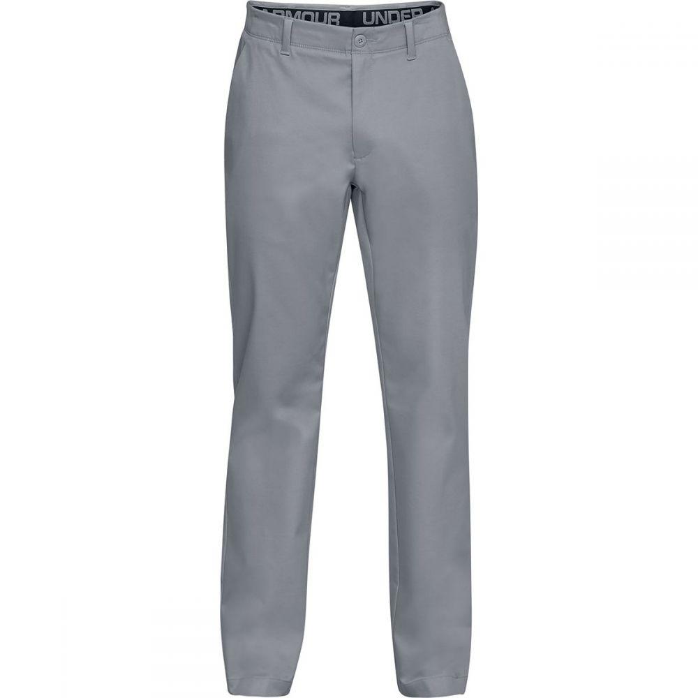 アンダーアーマー Under Armour メンズ ボトムス・パンツ【Takeover Cotton Pants】Steel/Steel