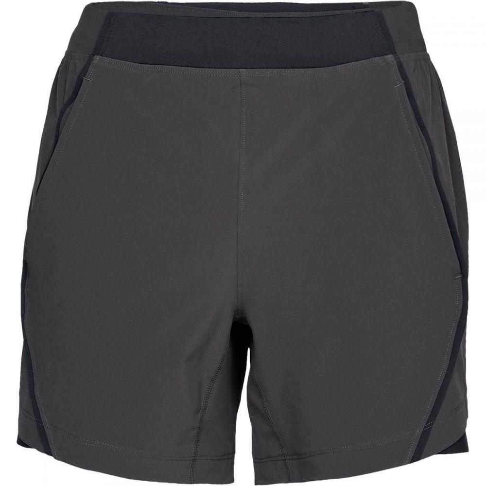 アンダーアーマー Under Armour メンズ ボトムス・パンツ ショートパンツ【Speedpocket Linerless 6in Shorts】Charcoal/Black/Reflective