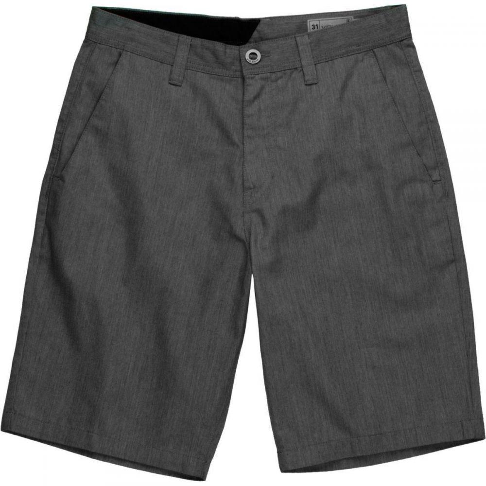 ボルコム Volcom メンズ ボトムス・パンツ ショートパンツ【Frickin Chino Shorts】Charcoal Heather
