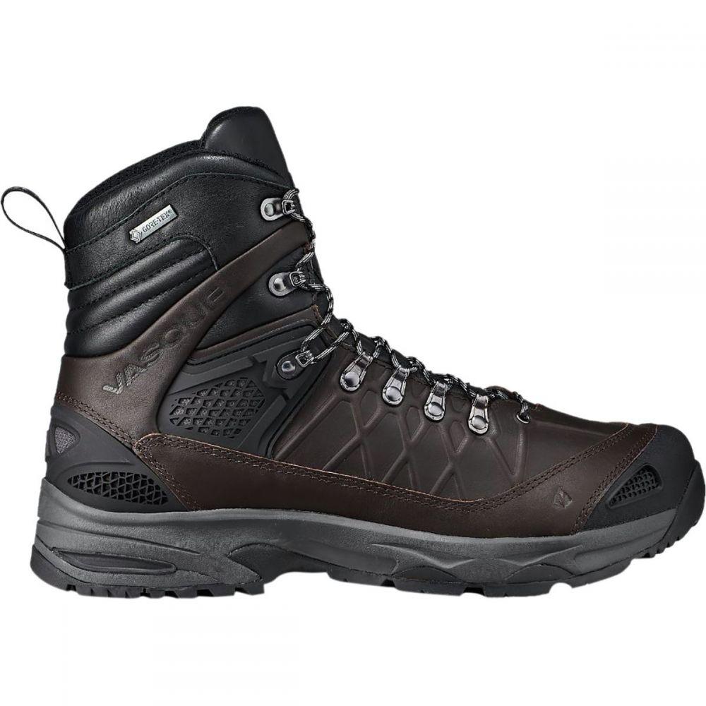 バスク Vasque メンズ ハイキング・登山 シューズ・靴【Saga GTX Leather Backpacking Boots】Coffee Bean