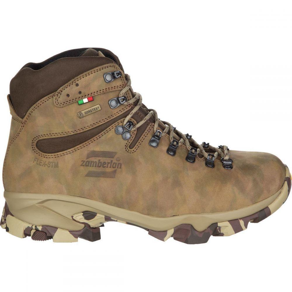 ザンバラン Zamberlan メンズ ハイキング・登山 シューズ・靴【Leopard GTX Hiking Boots】Camouflage