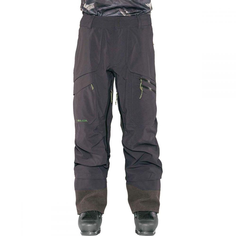 アルマダ Armada メンズ スキー・スノーボード ボトムス・パンツ【Atlantis Gore - Tex Pants】Black